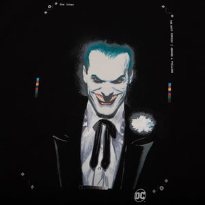 DC Comics Joker Black Tee