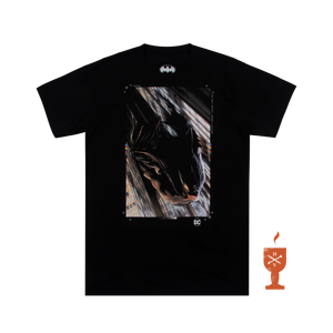 DC Comics Batman Black Tee