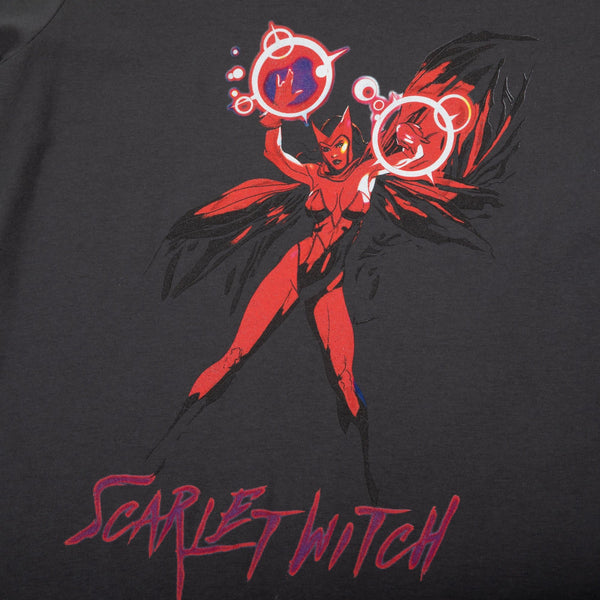Wanda The Scarlet Witch Charcoal Women's Tee