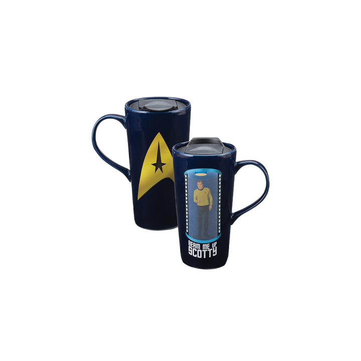 Star Trek Beam Me Up Mug