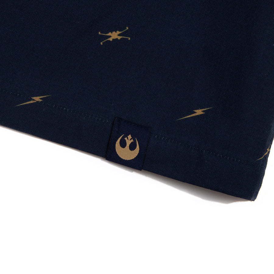 Star Wars X-Wing Button-Down Shirt
