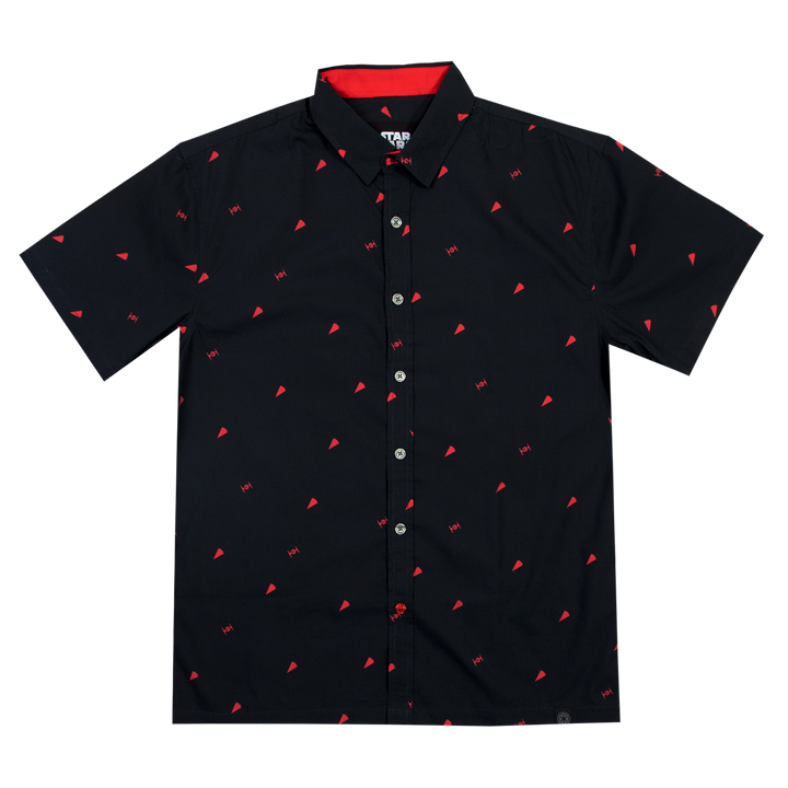 Star Wars Imperial Star Destroyer Button-Down Shirt