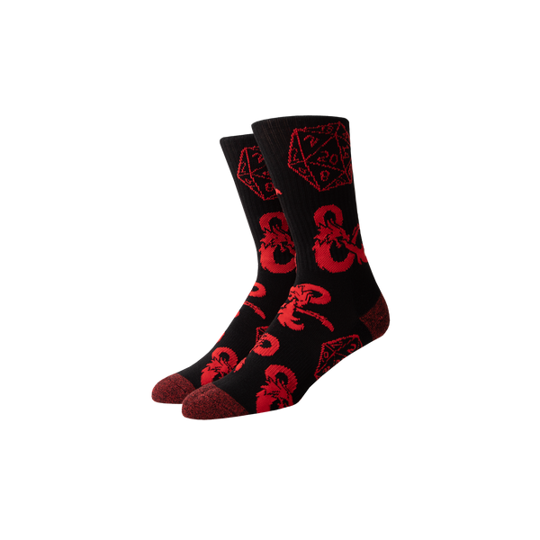 D&D Sock Set