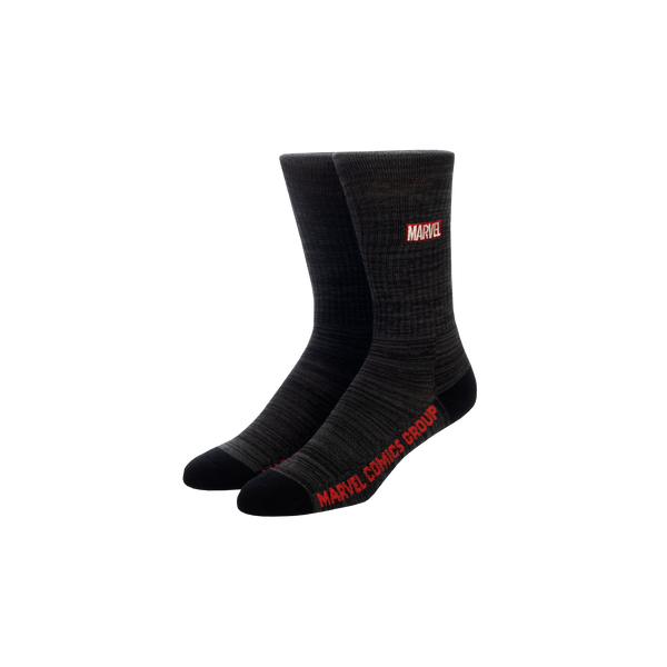 Marvel Classic Crew Sock Set