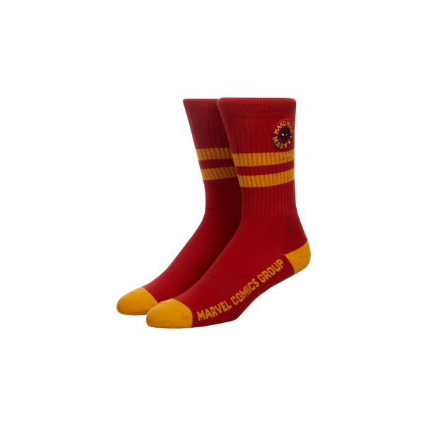 Make Mine Marvel Crew Sock Set
