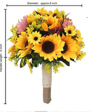 Load image into Gallery viewer, Sunflower Sunshine Bouquet
