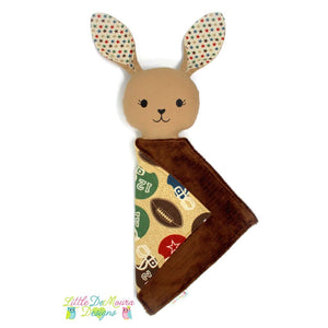 Bunny Love Buddy- Champ (Ready To Ship) Little Demoura Designs