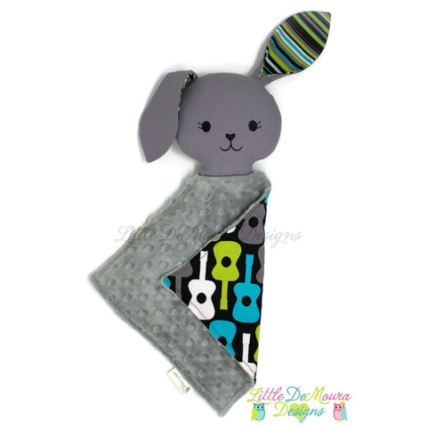 Bunny Love Buddy- Chester (Ready To Ship) Little Demoura Designs