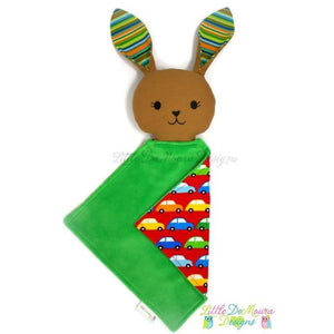 Bunny Love Buddy- Zoomer (Ready To Ship) Little Demoura Designs