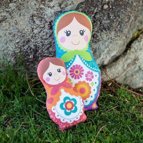 Matryoshka Doll Rattle Little Demoura Designs Best Seller Dolls Matryoshka Doll Russian Doll Softie