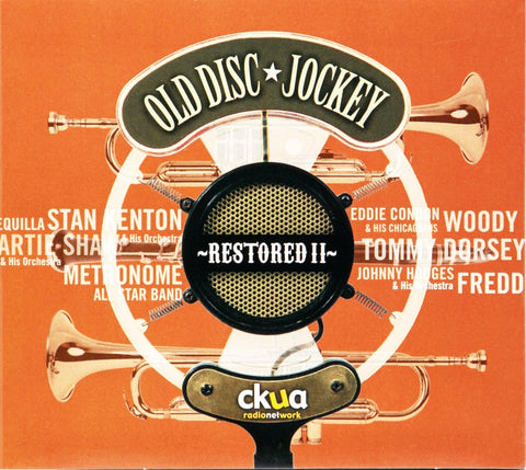 Old Disc Jockey Restored CD – Vol. 2