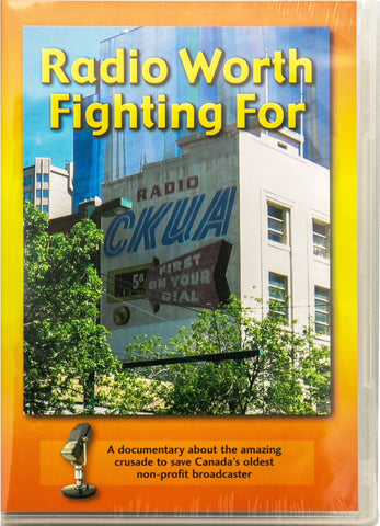 Radio Worth Fighting For, DVD