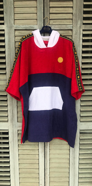 Sample - Riva Red/Navy
