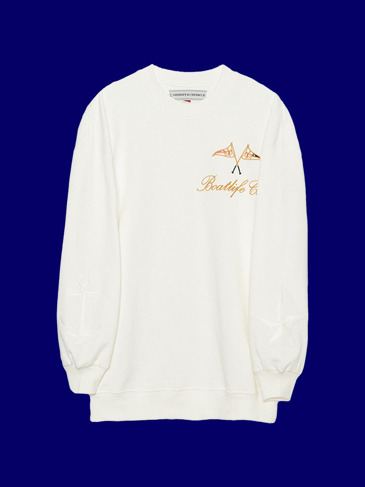 Xubby Boatlife Sweatshirt