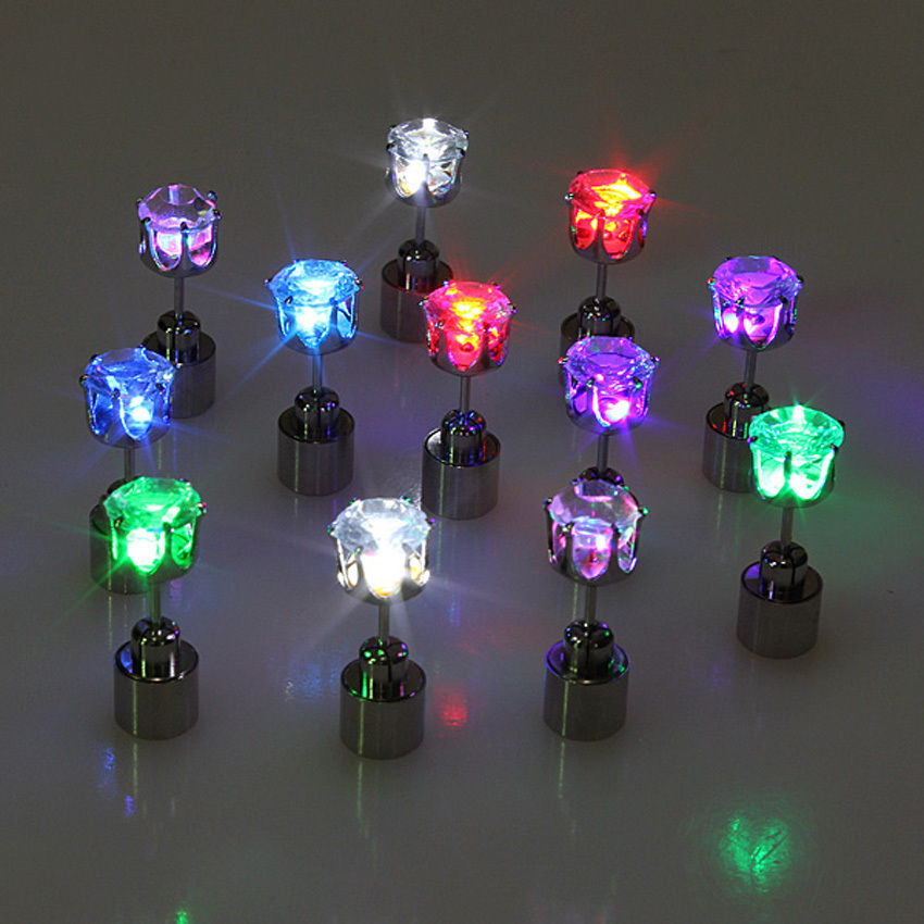LED Light Up Earring