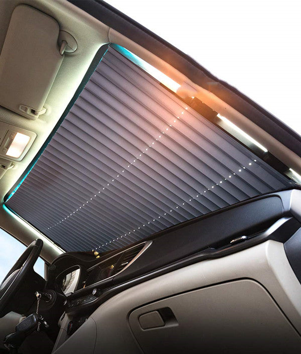 【Best Selling】Car Retractable Curtain With UV Protection(Fits all Cars)