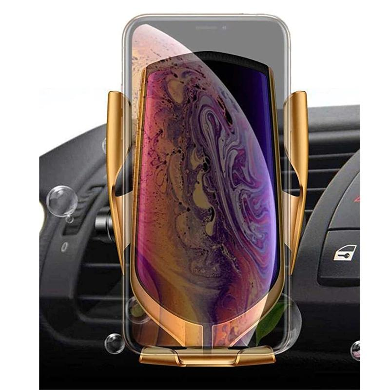 Automatic Clamping Wireless Car Charger Mount( Buy 2 Free Shipping & 10% OFF)