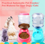 Pet Feeder and Waterer(Full $50 off 10%)