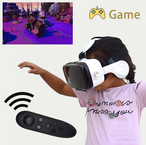 Bluetooth Mobile Game Controller 3D VR Handheld Remote Control
