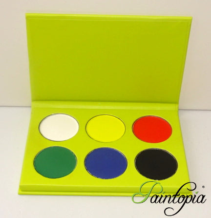 Cameleon Makeup - Base Colour Eyeshadow Palette