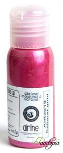 50ml bottle of Cabaret Pink airbrush paint produced by Cameleon