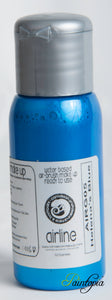 50ml bottle of Helenas Blue airbrush paint produced by Cameleon