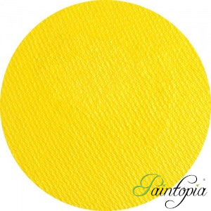 Superstar interferenz yellow facepaint is a vibrant shade of yellow