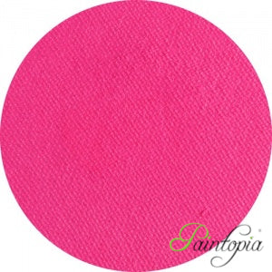 Superstar Fuchsia facepaint is a vibrant shade of pink