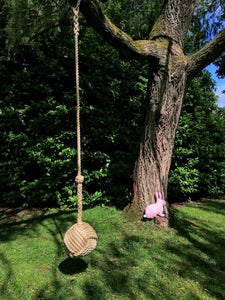 Rope Tree Swing