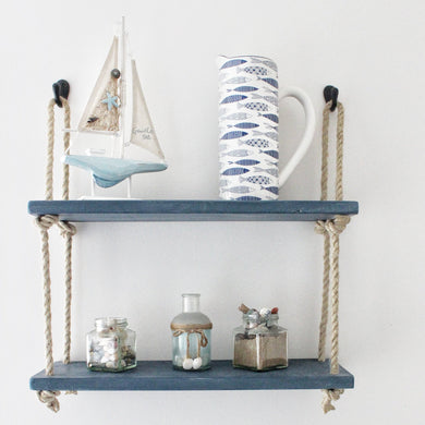 The Coastal Inspired Shelves
