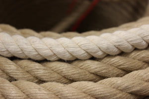 8mm Cotton Rope (per 50m)