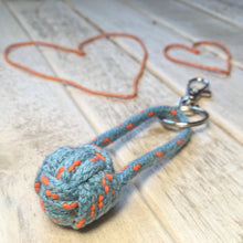 The Rope of Hope Keyring