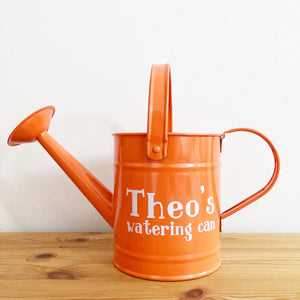 Children's Personalised Watering Can