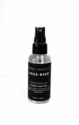 Aqua-Base Sponge Sanitising Spray - 60ml