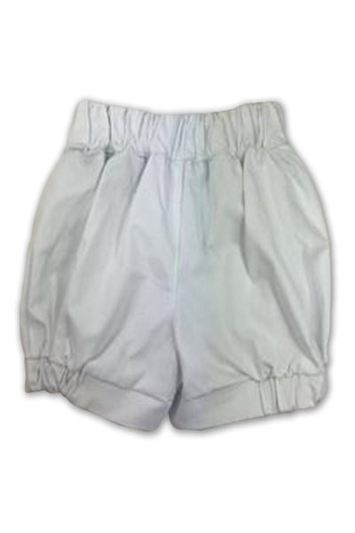 LUCY BLOOMER SHORTS - WHITE