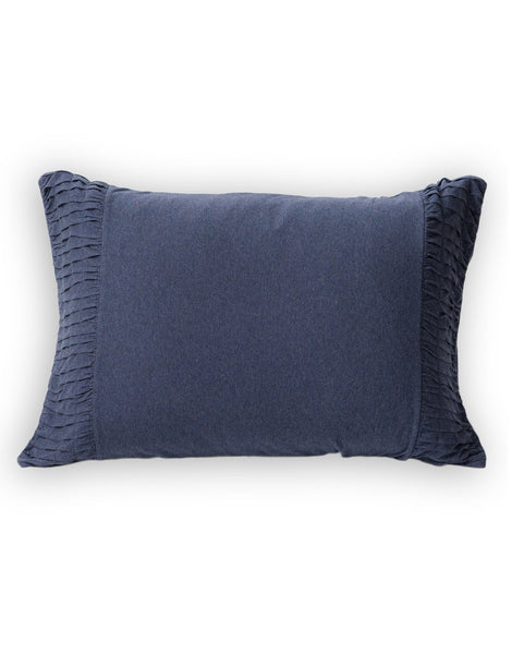 Pillowcase | Indigo Heather