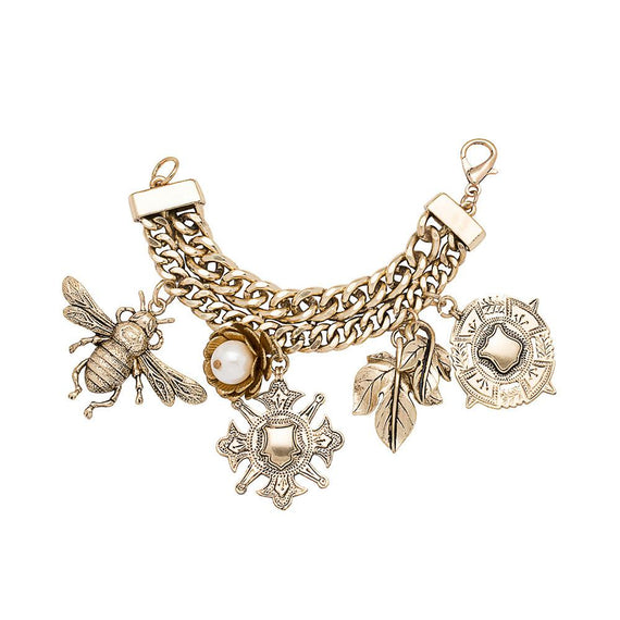 Heirloom Bracelet - Mellie & Me