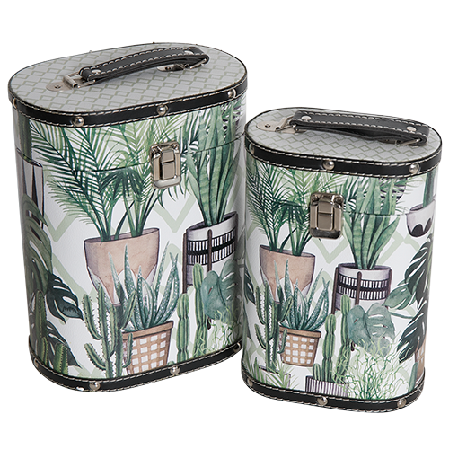 Storage Box Set | Botanical Collection