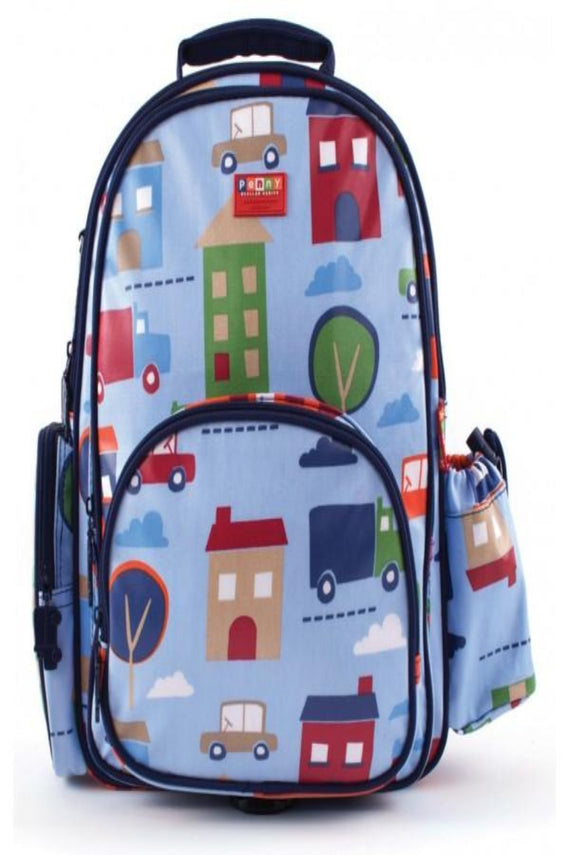 BACKPACK LARGE - BIG CITY - Mellie & Me