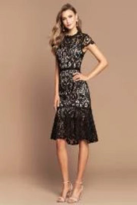 BAROQUE LACE DRESS - Mellie & Me