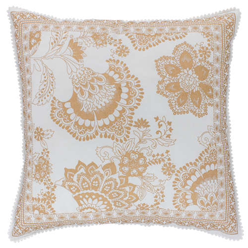 Printed Cushion on Cotton