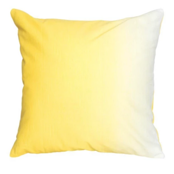 PALOMA CUSHION COVER - YELLOW -   J ELLIOT - Mellie & Me