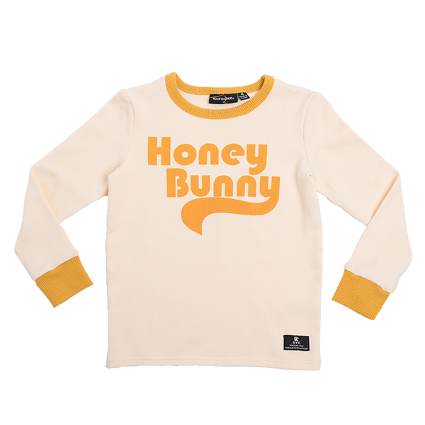 HONEY BUNNY | LONG SLEEVE T-SHIRT - Mellie & Me