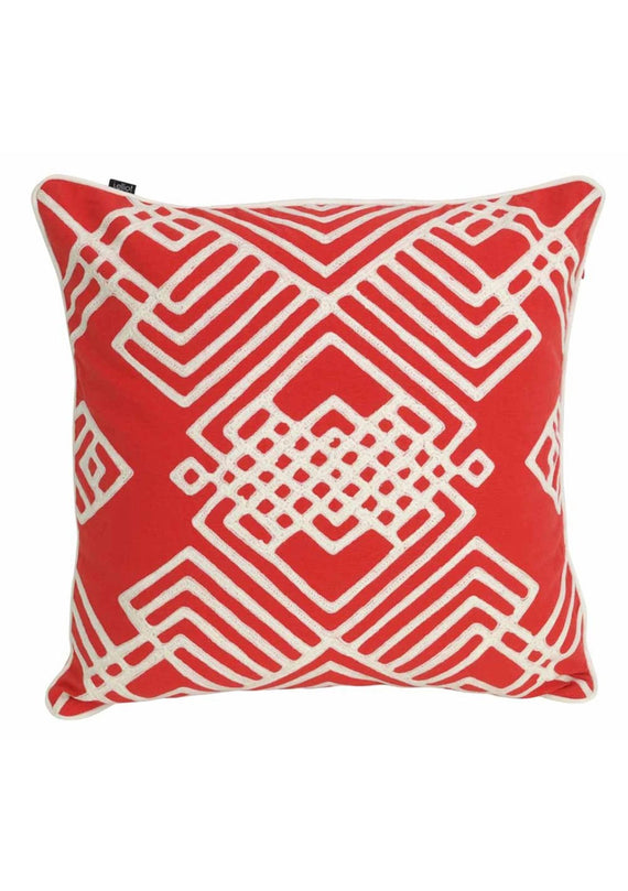BELMONT CUSHION - 43CMS X 43CMS - SEVILLE ORANGE - J ELLIOT - Mellie & Me