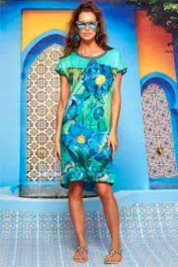 STEP IT UP DRESS