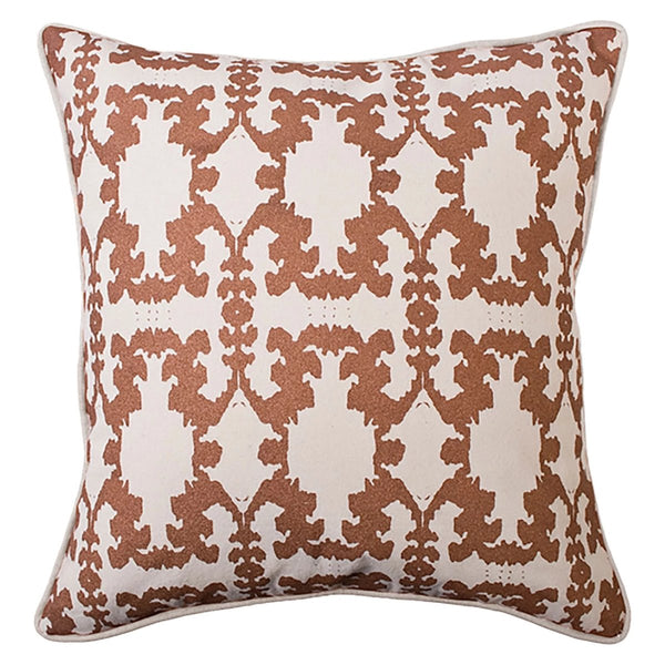 AVELINE CUSHION COVER - 43CMS X 43CMS - BRONZE - J ELLIOT - Mellie & Me