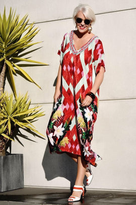 KAFTAN LOVE DRESS - Mellie & Me