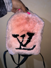 Load image into Gallery viewer, Custom Plush bag