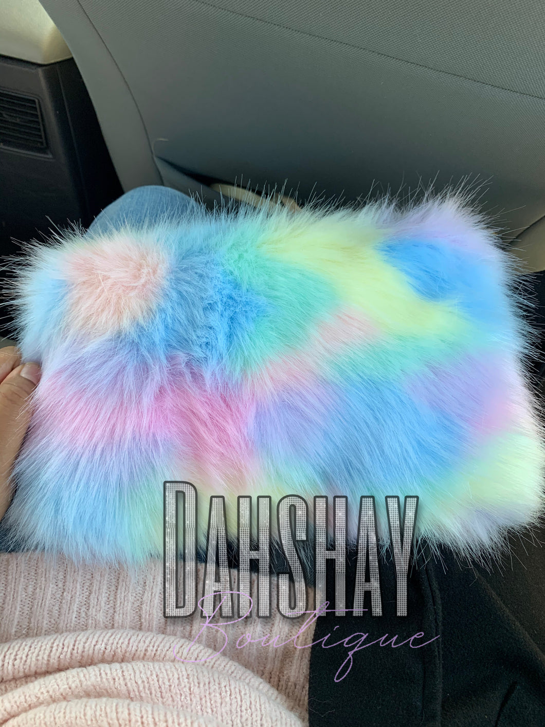 Unicorn Fur Bag