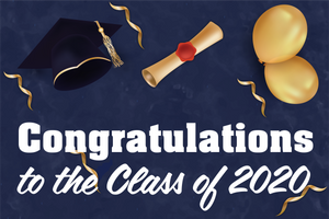 Graduation Sign option 1